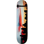 "Mini Logo Chevron ""11"" Skateboard Deck 242 City Seattle - 8 x 31.45"