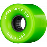 Mini Logo AWOL Skateboard Wheels 59mm 80A Green 4pk