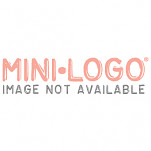 "Mini Logo Trucks 8.75"" Split Black/Raw (Set of 2)"