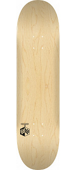 "MINI LOGO DETONATOR ""15"" SKATEBOARD DECK 243 K20 NATURAL - 8.25 x 31.95"