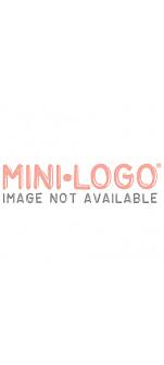 MINI LOGO PATTERN TRI SKATEBOARD DECK 191 K16 MINI - 7.5 X 28.65