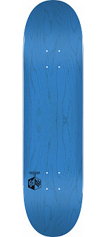 "MINI LOGO DETONATOR ""15"" SKATEBOARD DECK 243 K20 BLUE - 8.25 x 31.95"