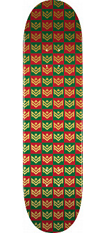 Mini Logo Chevron Skateboard Deck 124 Gift Wrap - 7.5 x 31.375
