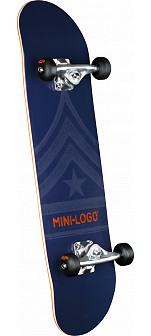 Mini Logo 112 Custom Complete Skateboard - 7.75 x 31.75