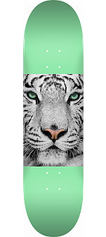 "MINI LOGO CHEVRON ANIMAL ""14"" SKATEBOARD DECK 291 TIGER - 7.8 X 31.08"