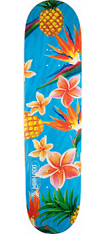 Mini Logo Small Bomb Skateboard Deck 250 Aloha - 8.75 x 33