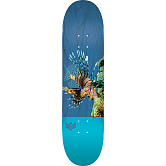 "MINI LOGO POISON ""16"" SKATEBOARD DECK 291 K20 LION FISH- 7.75 X 31.08"