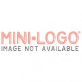 """Mini Logo Trucks 8.75"""" Split Black/Raw (Set of 2)"""