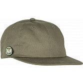 Mini Logo Dad Cap w/ Chevron Pin Army Green
