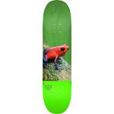 MINI LOGO SKATEBOARD DECK 7.5 255 K20 POISON TREE FROG - 7.5 X 30