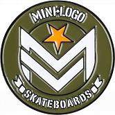 Mini logo Lapel Pin