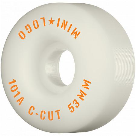 Mini Logo C-Cut 2 /• 53mm X 101A /• Orange