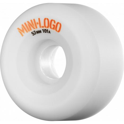 Mini Logo A cut Wheel 53mm 101A 4pk