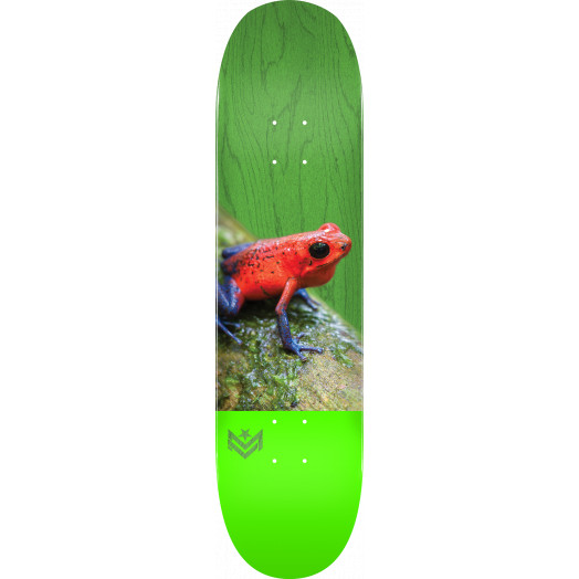 "MINI LOGO POISON ""16"" SKATEBOARD DECK 242 K20 TREE FROG - 8 x 31.45"