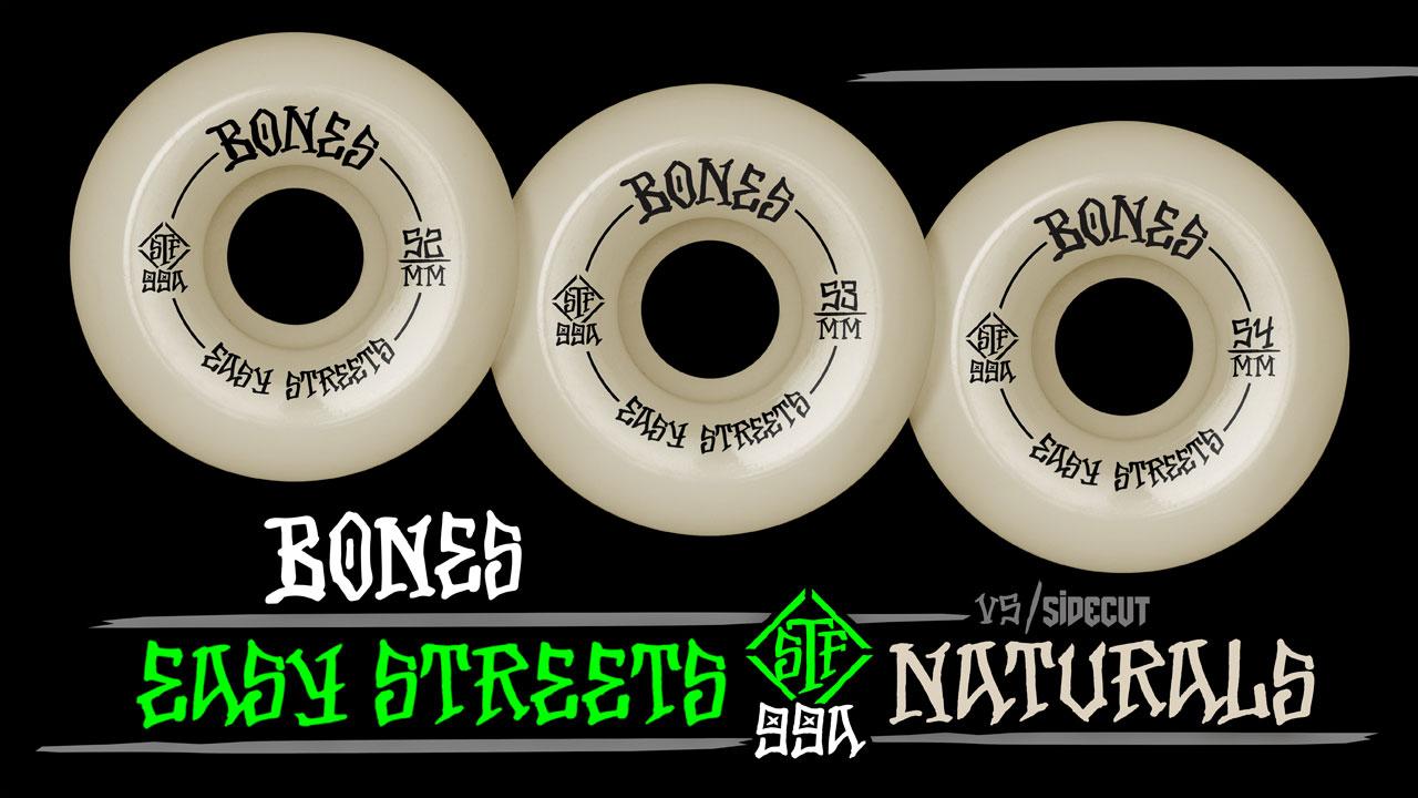 Bones Wheels Naturals