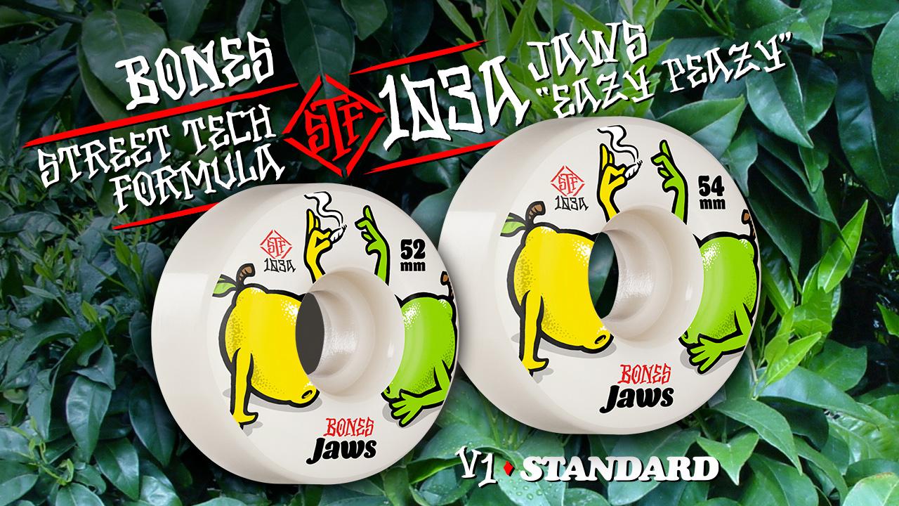 Bones Wheels - Jaws Eazy-Peazy