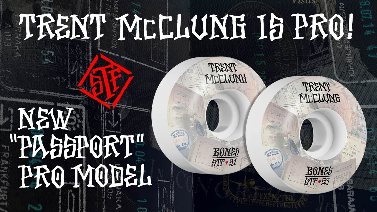 Trent McClung is PRO!