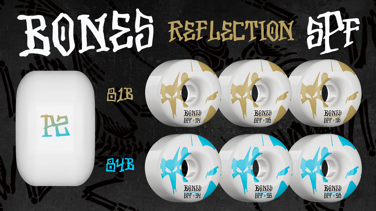 BONES SPF Reflection Wheels