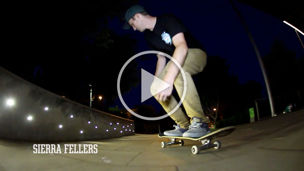 Sierra Fellers - BONES WHEELS Video