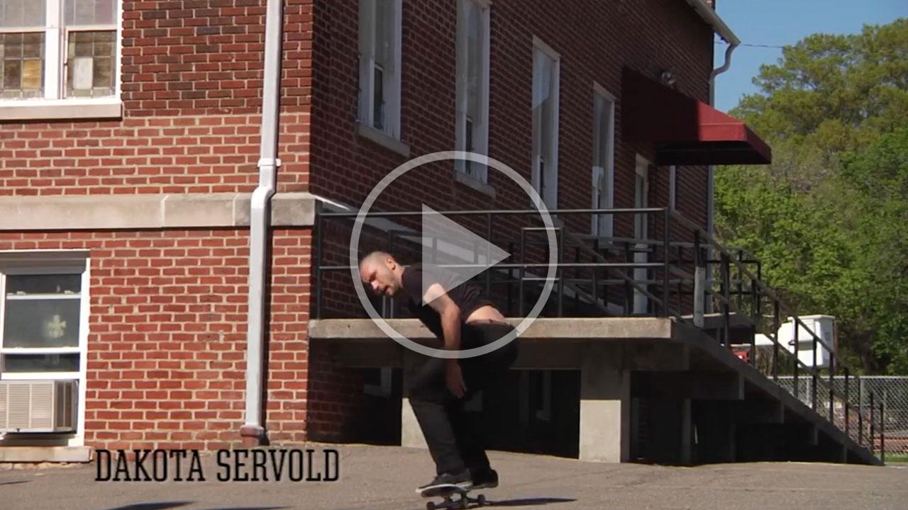BONES Wheels - Dakota Servold