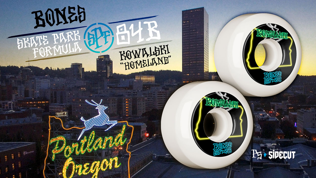BONES WHEELS - Kowalski 'Homeland'