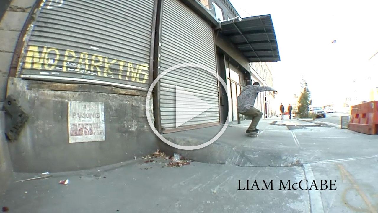 BONES WHEELS - STF 99A - LIAM MCCABE