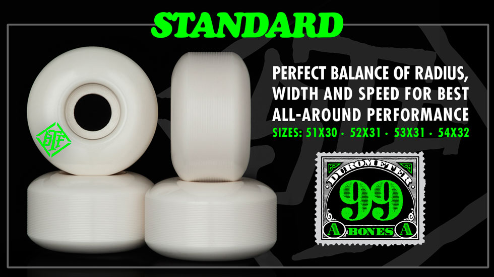 BONES Wheels V1 Standard