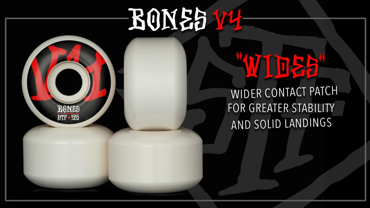 BONES Wheels V4