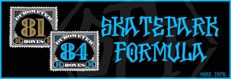 SPF-Skatepark Formula