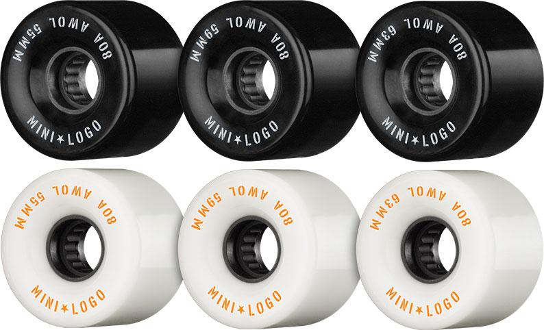 Mini Logo AWOL Wheels