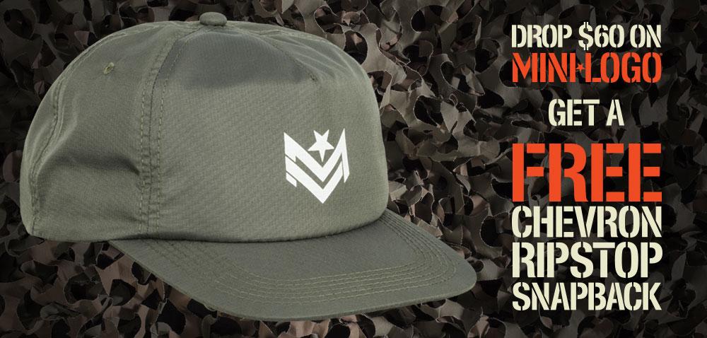 Free Mini Logo Hat