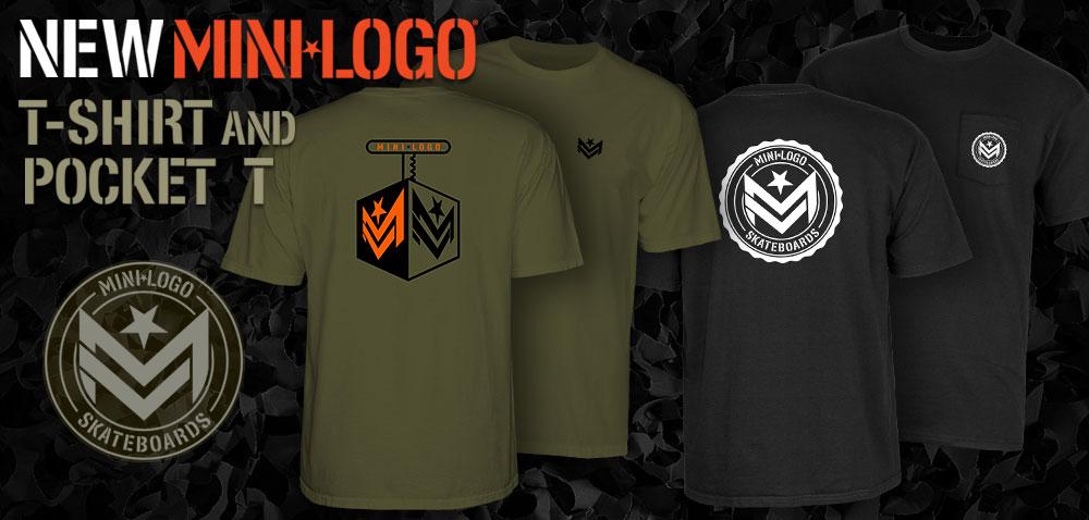 Mini Logo Pocket T-Shirts